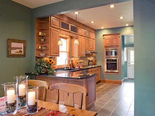 Kitchen Design In Denver Highlands