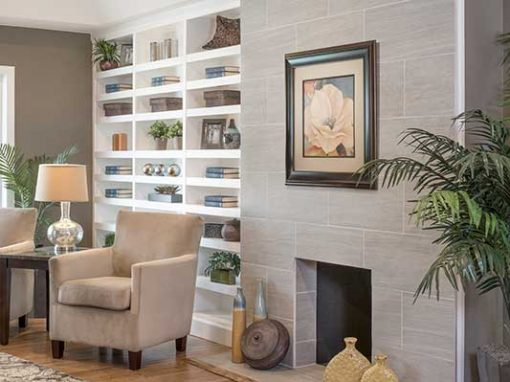 Living Room Interior Design a la carte DESIGN Denver CO