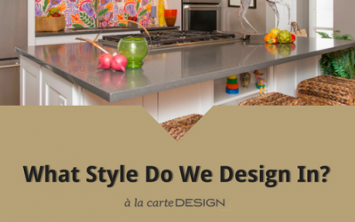 What Style Do We Design In?