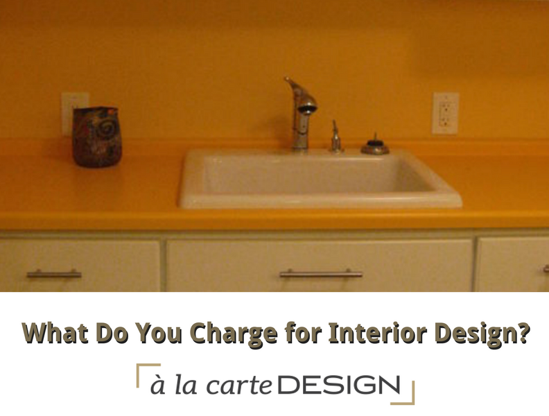 What Do You Charge for Interior Design?