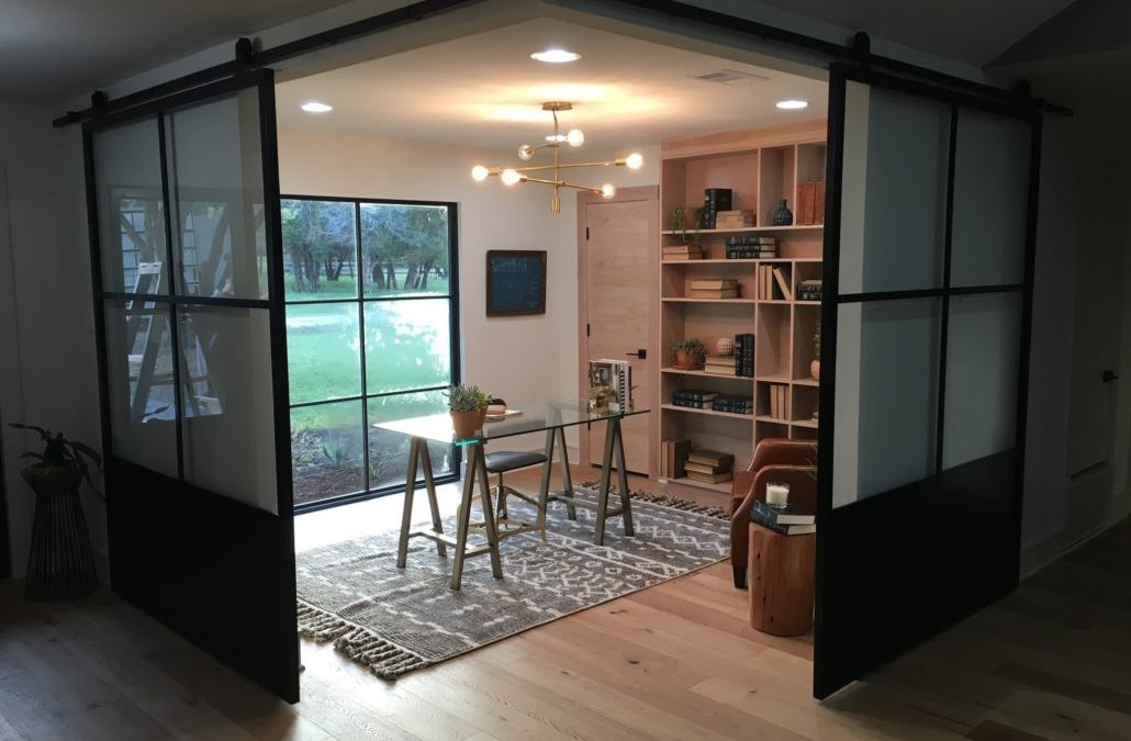 Love Open Concept? How About Transparent Walls?
